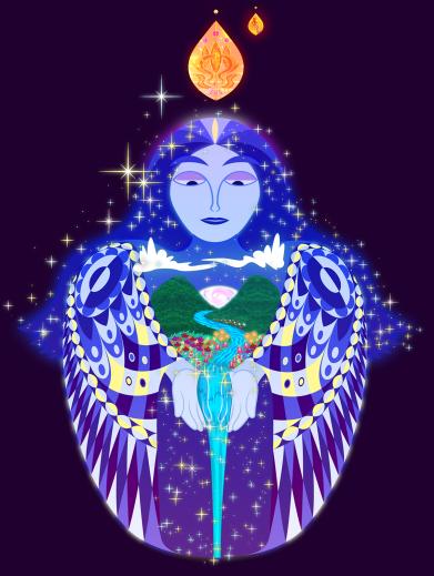 Space Goddess