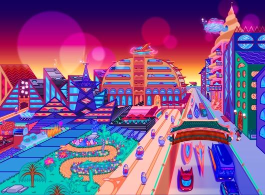 DreamWorld City