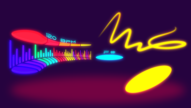VR Concept Art: Waveform