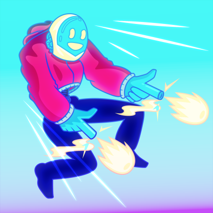 VR Concept Art: Ultra Mo